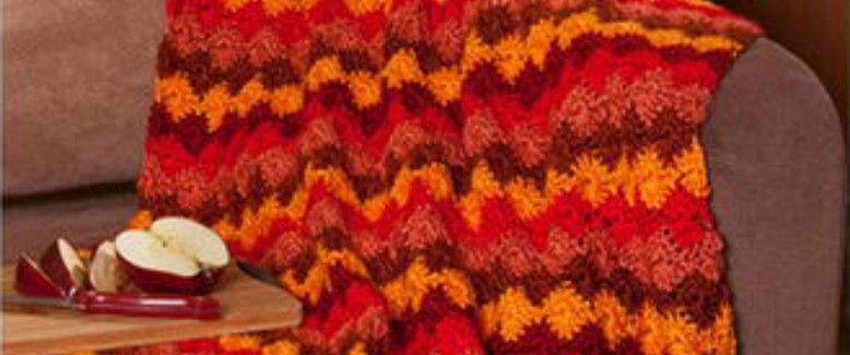 10 Cozy Crochet Afghan Patterns for October