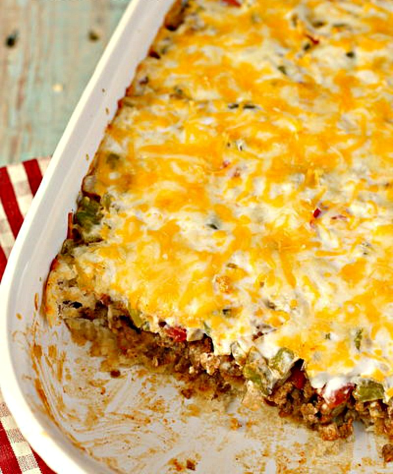 Easy Cheap Recipes: 12 Ground Beef Casseroles