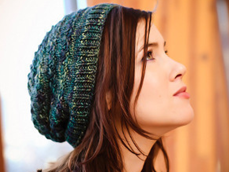 9 Slouchy Knit Hat Patterns Cheap Eats And Thrifty Crafts