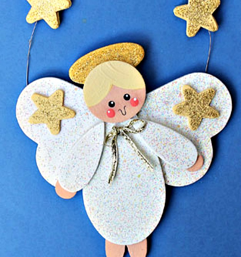 Diyangelcrafts 30 Amazing Angel Crafts Bonus Giveaway