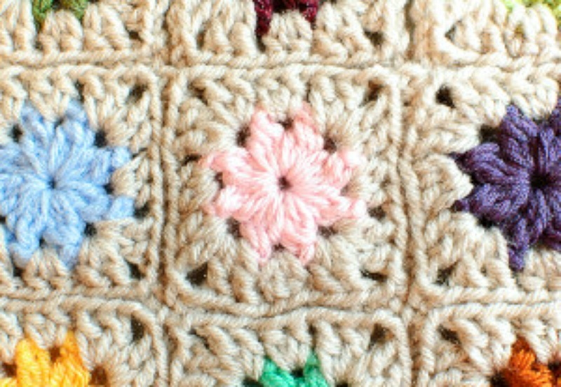 11 Stashbusting Crochet Afghan Patterns To Make Room For New Yarn