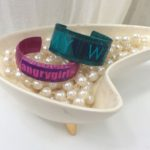 Duck tape word bracelet stefanie girard