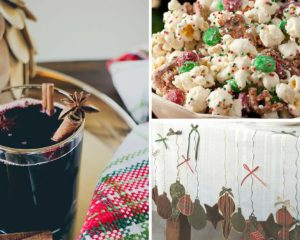 23 Projects and Recipes for a Christmas Party on a Budget