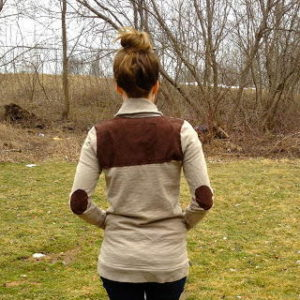 DIY-Elbow-Patch-Sweater