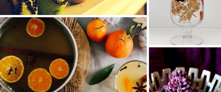 10 Autumn Crafts and 10 Autumn Recipes You Will Fall For