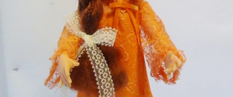 Dollstalgia: Restoring a 1969 CRISSY The Doll With Hair That Grows