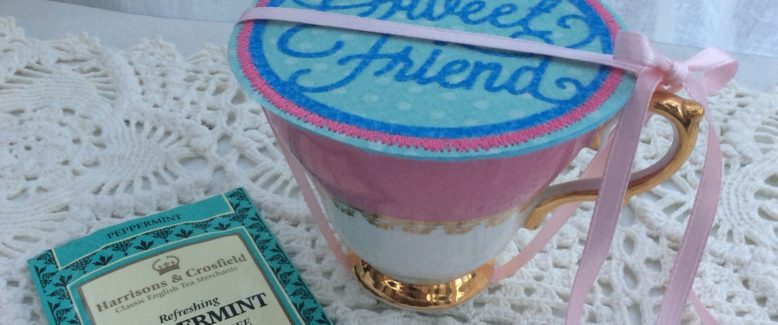 DIY Teacup Crafts: Handmade Gifts for Friends