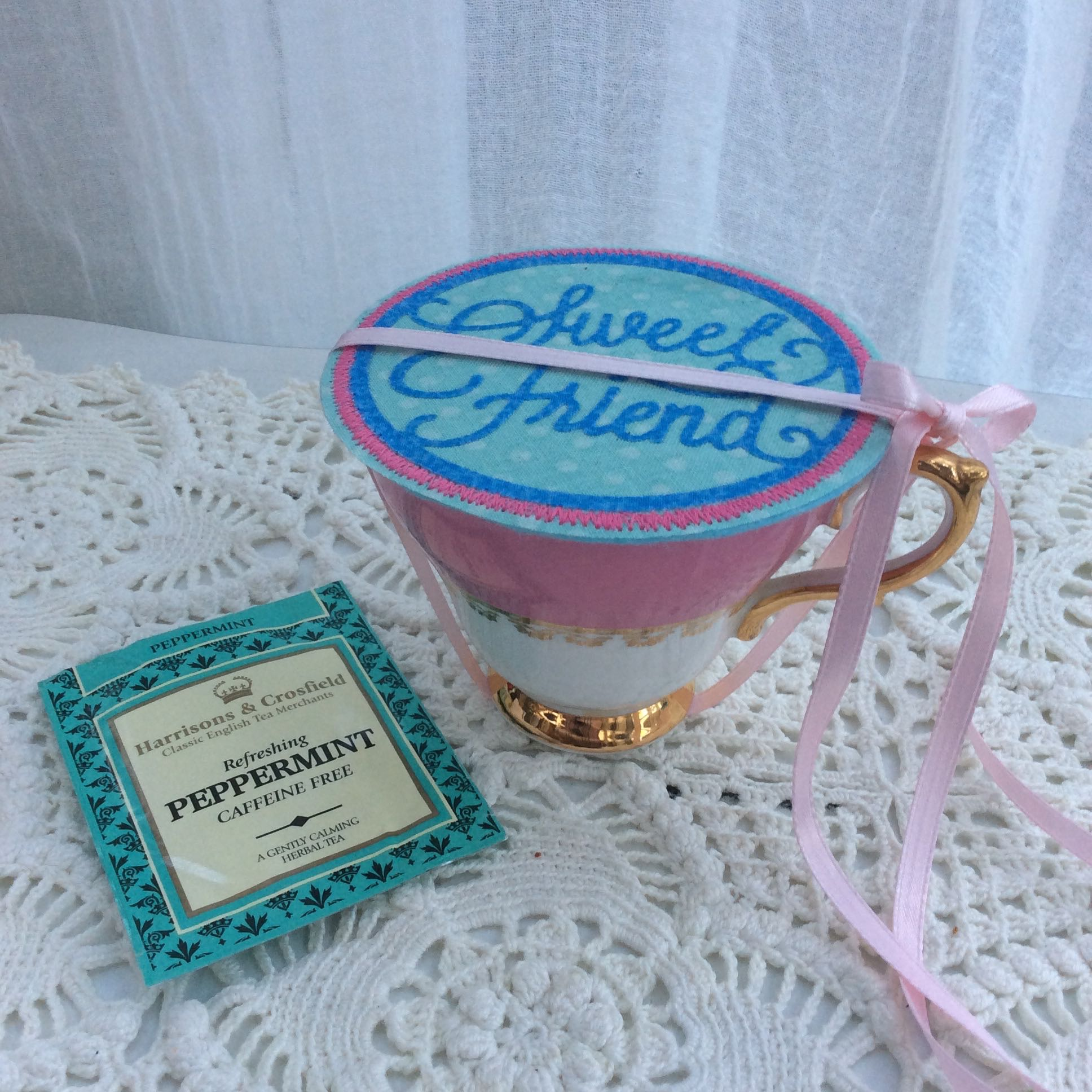 Diy Teacup Crafts Handmade Gifts For Friends Cheap Eats And