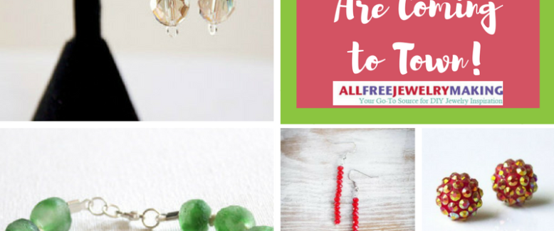 Christmas Colors Galore: DIY Jewelry for Christmas