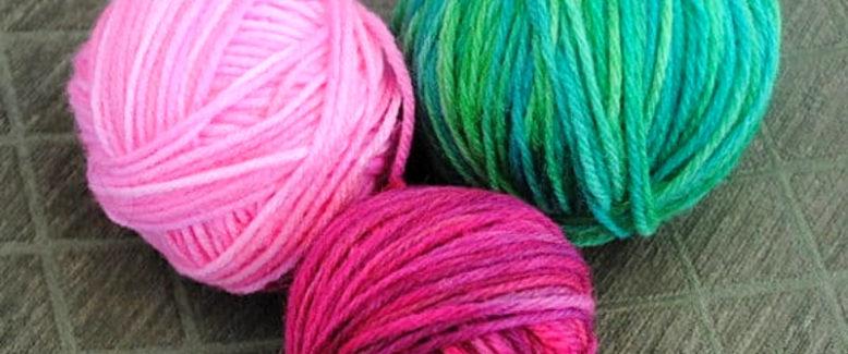 How to Dye Yarn (Using an Easter Egg Kit)