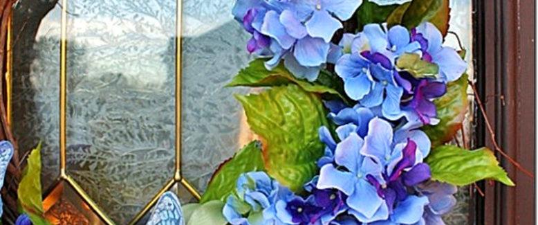 9 DIY Spring Wreaths for Easter