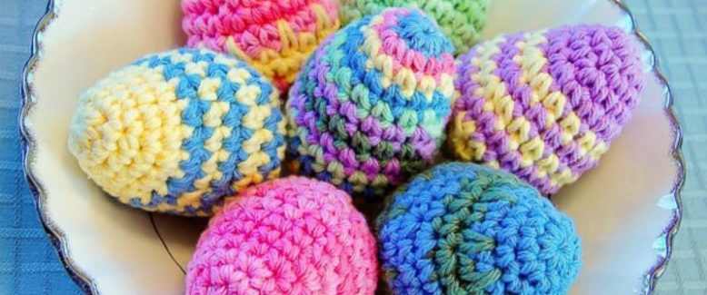 18 Knit and Crochet Easter Patterns