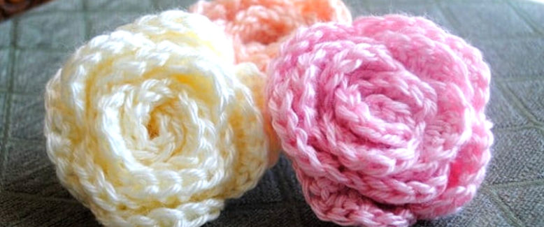 8 One Skein Crochet Projects for Spring